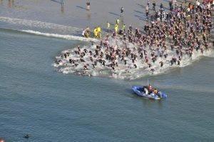 La Carte Jeunes Européenne participe au Triathlon Audencia La Baule