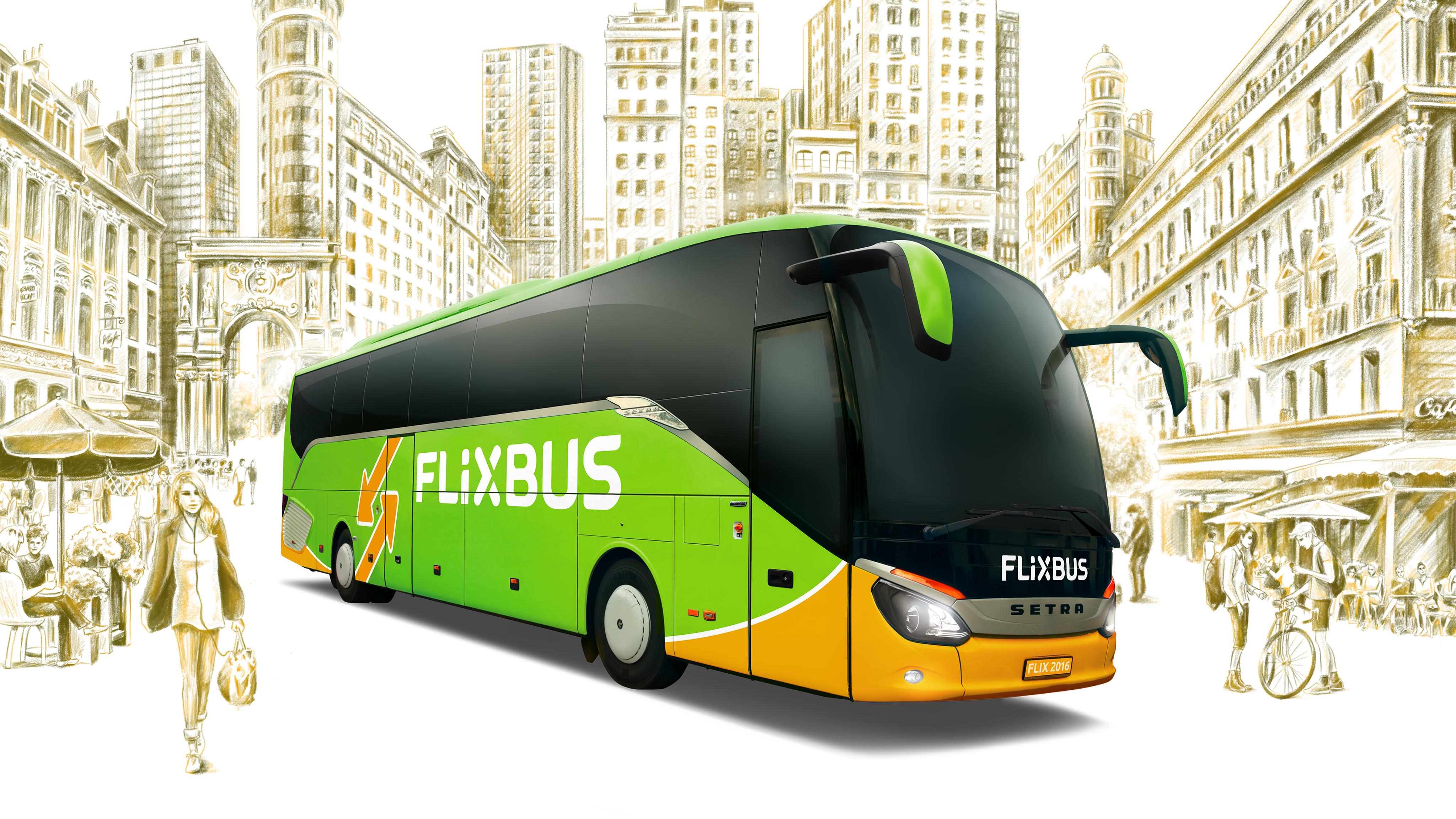 Results du jeu-concours Flixbus