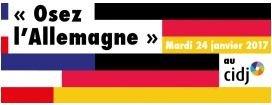 [Evénement partenaire] Journée Osez l'Allemagne, par le CIDJ – Paris