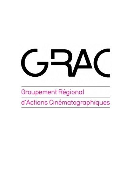 Logo GRAC Réseaux Cinémas en Rhone Alpes