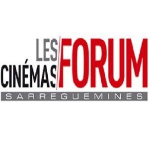 Logo Les Cinémas FORUM
