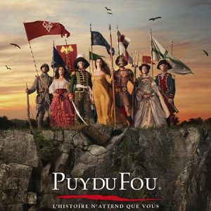 Puy du fou 2018 season