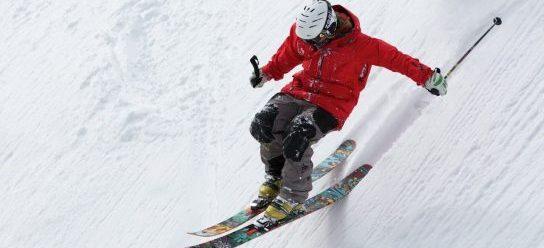 Ski season in France
