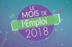 [Evénement] Le mois de l'emplois à Aulnay-sous-bois