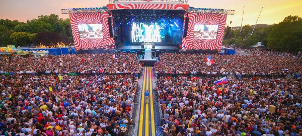 Candidature volontariat festival Sziget
